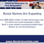 Rental Markets Continue to Expand