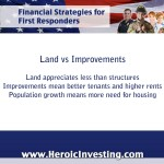 Understanding the Land to Improvement Ratio