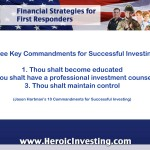 Take Charge of Your Investments
