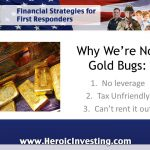 The Reason Gold Bugs Are Wrong