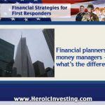 What's In a Name: Financial Planner or Money Manager?