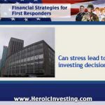 Stress Takes a Toll on Investing Success