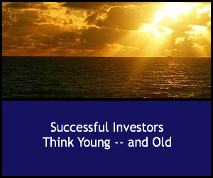 successful investors thnk young and old