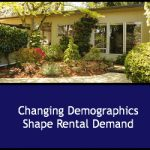 Changing Demographics Shape Rental Demand