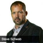 Gary Pinkerton talks with Steve Schwab, former US Army Airborn Ranger and current CEO of Casago