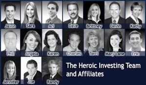 The Heroic Investing Team and Affiliates