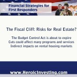 What the Fiscal Cliff Means for Real Estate
