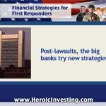 After the Lawsuits, Big Banks Regroup