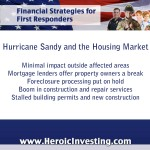Hurricane Sandy: A Hard Hit on the Housing Market?