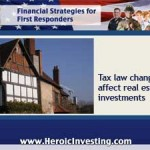 Tax Law Changes Target Investors