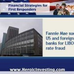 Fannie Mae Sues Banks for Interest Rate Fraud