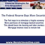 The Fed Unveils New Mortgage Securities Plan