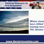 Did Winter Weather Hurt Housing?