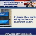 Chase Admits Hiding More Loan Fraud