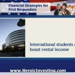 Intenrational Students: A Growing Rental Market
