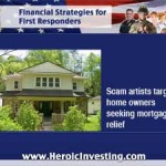 Demand for Mortgage Relief Opens Doors to Scams