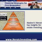 Can Maslow's Hierarchy Help Investors?