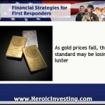 Will Falling Gold Prices Affect Investors?