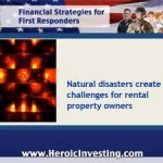 Natural Disasters Raise Issues For Landlords