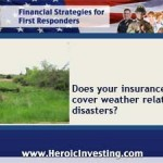 El Nino May Bring Costs for Investors
