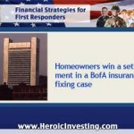 BofA Settles with Borrowers on Forced Insurance
