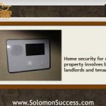 Home Security: Keeping Your Investments Safe
